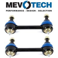For Chevrolet GMC Isuzu Pair Set of 2 Front Sway Bar Links Mevotech MK80636