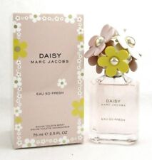 Daisy Eau So Fresh by Marc Jacobs Eau De Toilette Spray 2.5 oz/ 75 ml NIB