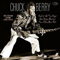 CHUCK BERRY - 3 ORIGINAL ALBUMS PLUS  2 CD NEU