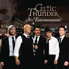 CELTIC THUNDER It's Entertainment! CD BRAND NEW