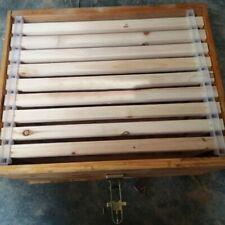 Plastic Hive Frame Spacer Bee Hive Frame Spacing Tool Beekeeping Supplies BP
