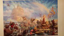 Tom duBois, The New Creation - Large Canvas Giclee