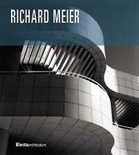Richard Meier (Electa's Modern Masters), General, Hardcover, Printed Books, Rich