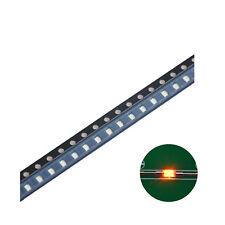 100pcs 12063216 Smd Led Diode Lights Orange Super Bright Lighting Bulb