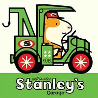 Stanley's Garage, School And Library by Bee, William, Brand New, Free shippin...