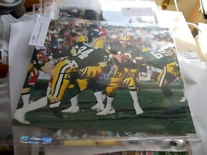Terdell Middleton#34 Green Bay Packers  Signed/Auto  8 x 10.