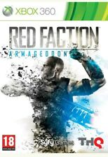 RED FACTION Armageddon Xbox 360 Game Brand New and Sealed