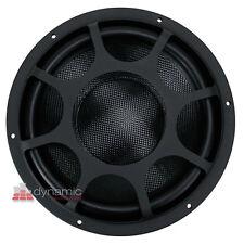 """Morel Ultimo Ti12-2 Car Audio 12"""" Titanium Subwoofer SVC 2-Ohm 3,000W Sub New"""