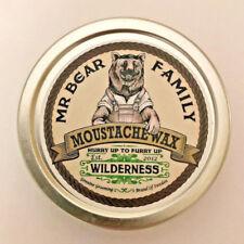 Mr Bear Family Bartpomade Bartbalsam Wilderness 30ml