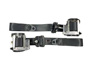OEM McLaren MP4-12C 650s 720s Seat Belt Pair Set 618635500