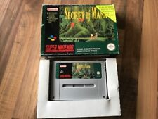 Super Nes :     SECRET OF MANA      PAL FR