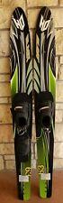 """Ho Skis Blast 63"""" Water Ski Waterskiing Combo Skis"""