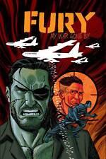 Marvel Comics FURY MAX #9 (April 2013) GARTH ENNIS File Photo