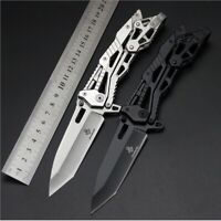 Real Steel Transformers Folding Knife Hunting Camping Tactical Outdoor Pocket
