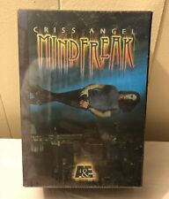 Criss Angel -Mindfreak DVD Giftset Halloween Season One & Two