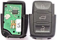 Sendeeinheit Schlüssel 433 MZ Fernbedienung 1J0959753DA VW BORA GOLF PASSAT POLO