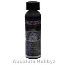 Spaz Stix Metallic Silver  Candy Backer (2oz Bottle) - SZX00300