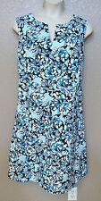 $139 Jones New York Plus Size 22W NEW Sleeveless Split V-Neck Fit & Flare Dress