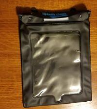 Splash Dash waterproof tablet/ipad sleeve . NEW.  Fits up 11 inch device.
