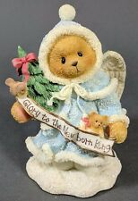 *Mint* Cherished Teddies ~ Grace - Glory To The Newborn King (175994)