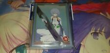 Anime Card Sleeve - Rei Ayanami Evangelion Yugioh Deck Box Girl
