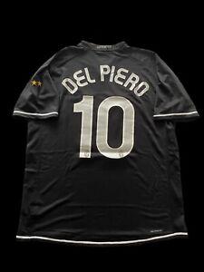 Juventus 2007/2008 Del Piero Large Third Shirt