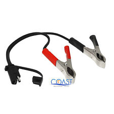 Car Battery Tender Alligator Clips to Quick Connect Waterproof SAE Plug Charger