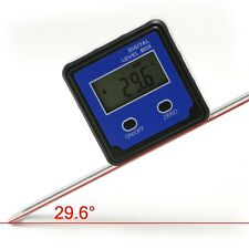Digital Protractor Inclinometer Level Box Angle Finder Bevel Box w/Magnet Base