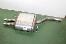 Rear Exhaust Silencer VW Passat B6 1.9 TDi 3C0253609P New genuine VW part