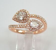 Halo Cocktail Right Hand Ring Size 6.5 New listing