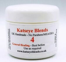 B4 Healing Cream For Skin Conditions x 50ml - No Parabens/MEA/DEA