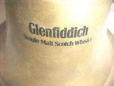 Glenfiddich Brass Wall Mount Bartenders Tip Bell Last Call Tips Bar Pub Man Cave