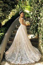 Difícil de encontrar 2 en 1 Galia Lahav estilo boutique vestidos para boda