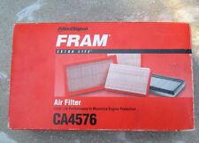 1986-1997 BMW L4, L6, V12 FRAM CA4576 EXTRA LIFE AIR FILTER - For VARIOUS MODELS