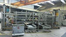 Palettenlift Paletten- /WerksückSpeicher Palettenregal Roboterregal Palettenlift