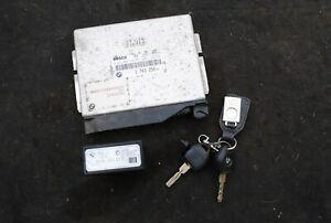 BMW E36 3 Series 318iS M43 16v 1.9 Engine ECU EWS Key Set