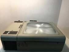 DUKANE 653 PORTABLE  PHOTOGRAPHIC OVERHEAD PROJECTOR 28A653 Vintage Working!!