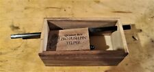 Vintage Quaker Boy Pro Push Pin Yelper Turkey Call