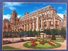 "Sure-Lox Jigsaw Puzzle Cher Bourges Cathedral 500 Piece 2008 19""x14"" NIB Sealed"