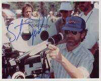 STEVEN SPIELBERG AUTOGRAPHED PHOTO  8X10  REPRINT (FREE SHIPPING)*