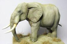 Cix Models 54mm 1/35 African Bush Savanna Elephant Largest Terrestrial CIXM54003