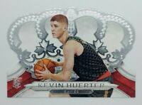 2018-19 Panini Crown Royale Kevin Huerter Rookie RC #43, Hawks, Die-Cut