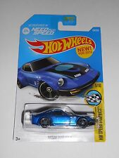 HOT WHEELS NISSAN FAIRLADY Z  HW SPEED GRAPHICS 184/250 NEW FOR 2016! SHIPS FREE