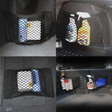 2X Trunk Cargo Storage Mesh Luggage Bag Back Seat Elastic Tape Net For Auto-Car