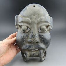 Chinese jade,noble collection,manual sculpture,jade,mask-facebook,statues Q68