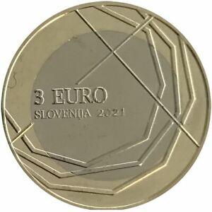 3 euro Slovenia 2021 300°anniversario della Passione di Skofja Loka