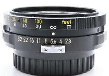 Nikon GN Auto NIKKOR・C 45mm F2.8 Non-Ai Lens No. 763411 Excellent