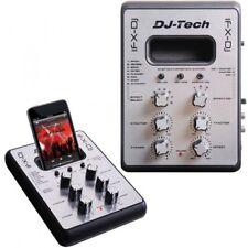 Accessoire Mini table de mixage pour iPod Dj-tech Ifx-dj
