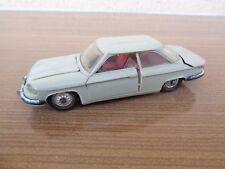 Norev France Ancienne voiture miniature Panhard 24 BT N°45 1/43 D'origine