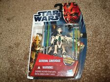 "STAR WARS 2012   ""GENERAL GRIEVOUS MH07""   WITH GALACTIC BATTLE GAME CARD"